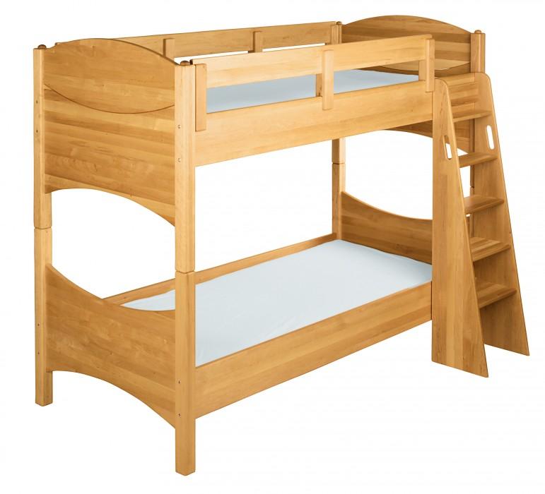 biokinder komplett set noah etagenbett 90 x 200 erle. Black Bedroom Furniture Sets. Home Design Ideas