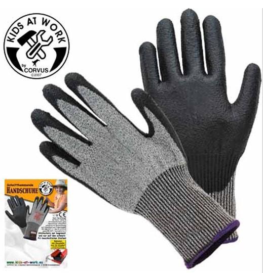 Artikelbild: Schutzhandschuh zum Handwerken, Größe 8