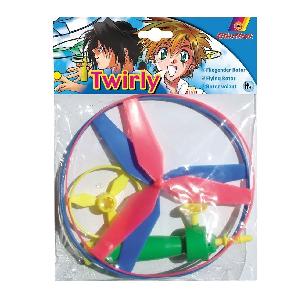 Artikelbild: Regenbogen Propeller