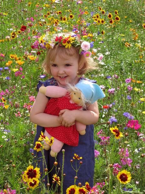 Artikelbild: Sommerkind Lotti, Nanchen Natur