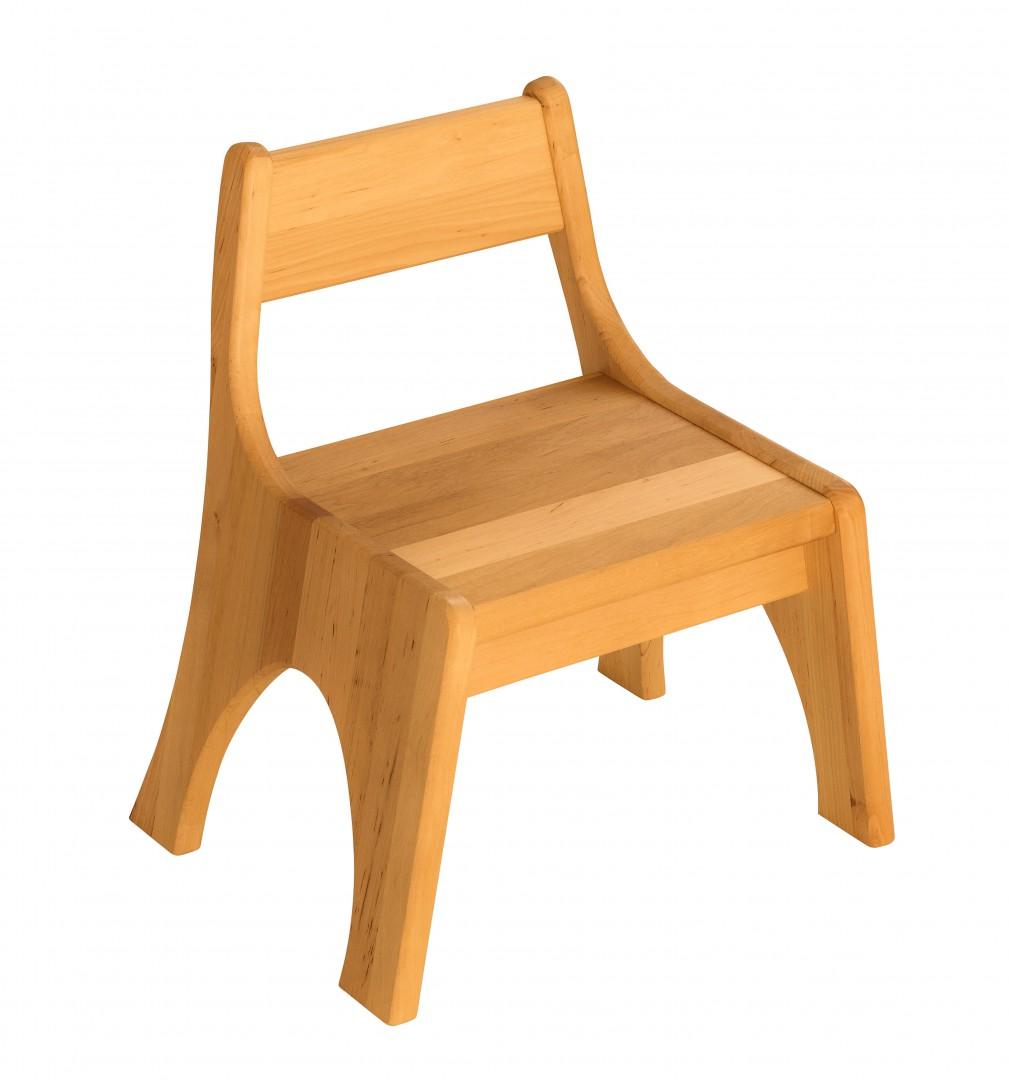 Artikelbild: Robin Kindergarten Stapelstuhl Sitzhöhe 25 cm