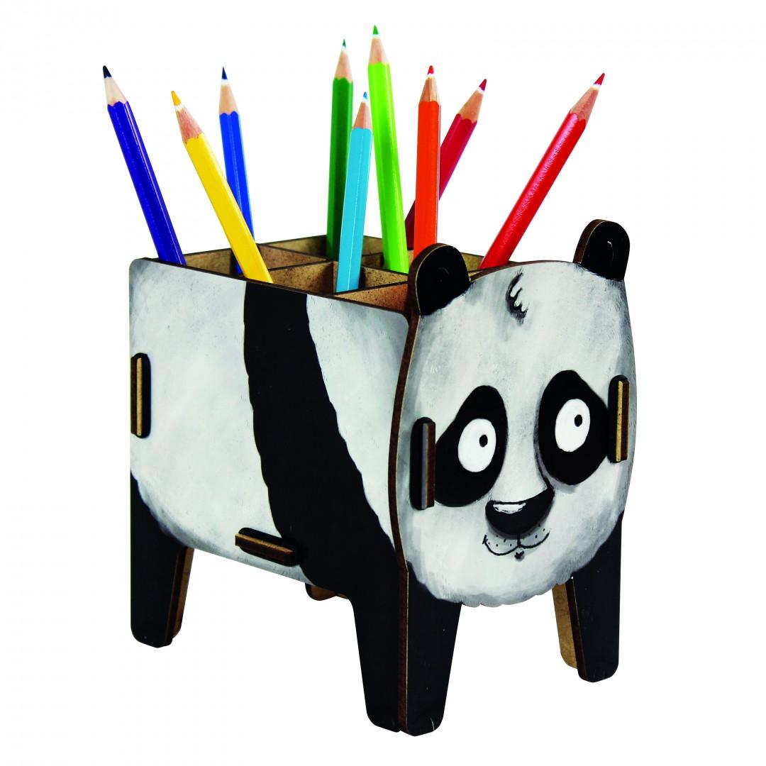 Artikelbild: Stiftebox Panda, Werkhaus