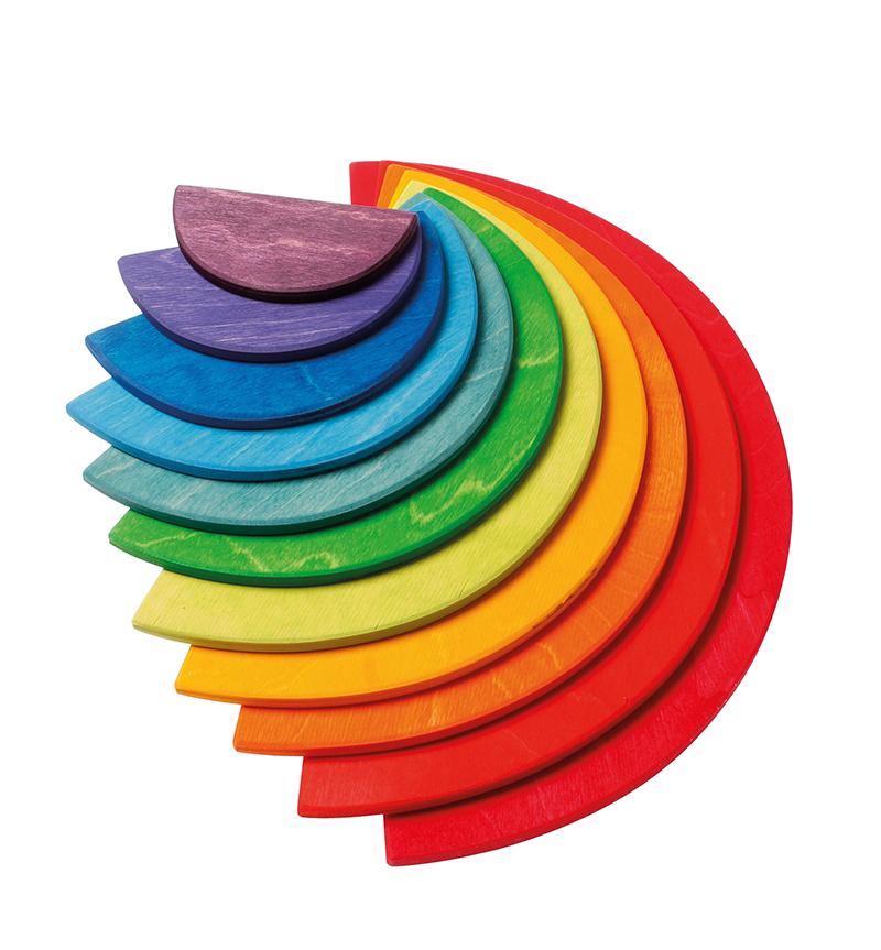 Artikelbild: Große Regenbogen Halbkreise, Grimm´s