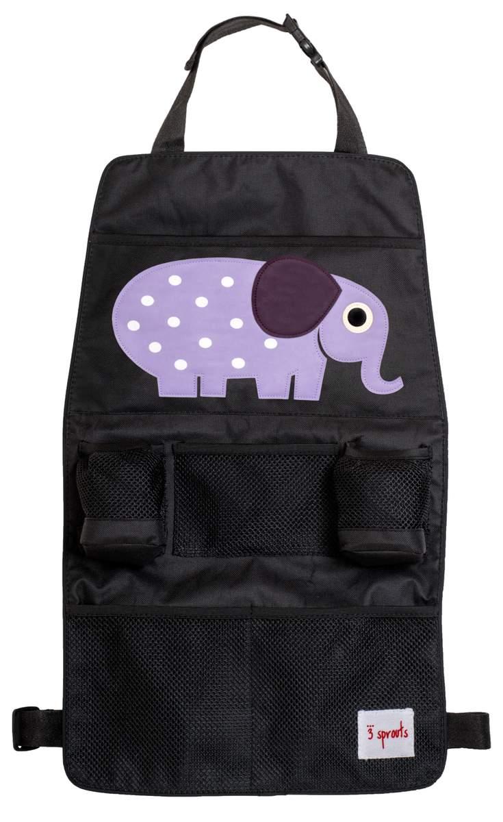 Artikelbild: Rücksitz Organizer Elefant, 3 sprouts
