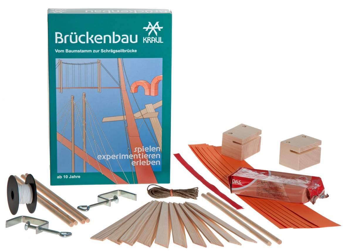 Artikelbild: Experimentierkasten Brückenbau, Walter Kraul