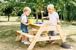 Erlebnis Natur Picknicktisch – Bild 2