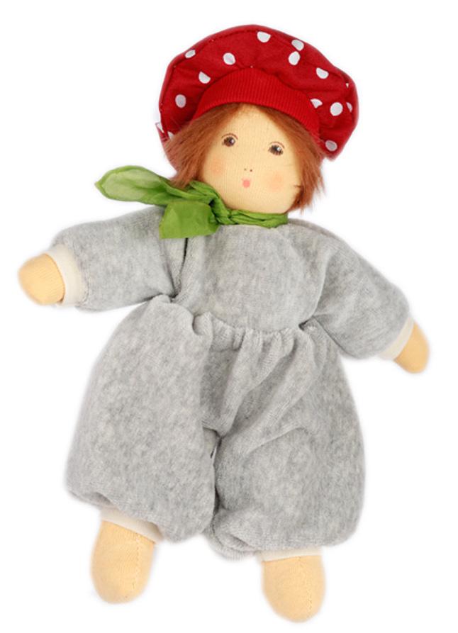Artikelbild: Puppe Pilzchen, Nanchen Natur