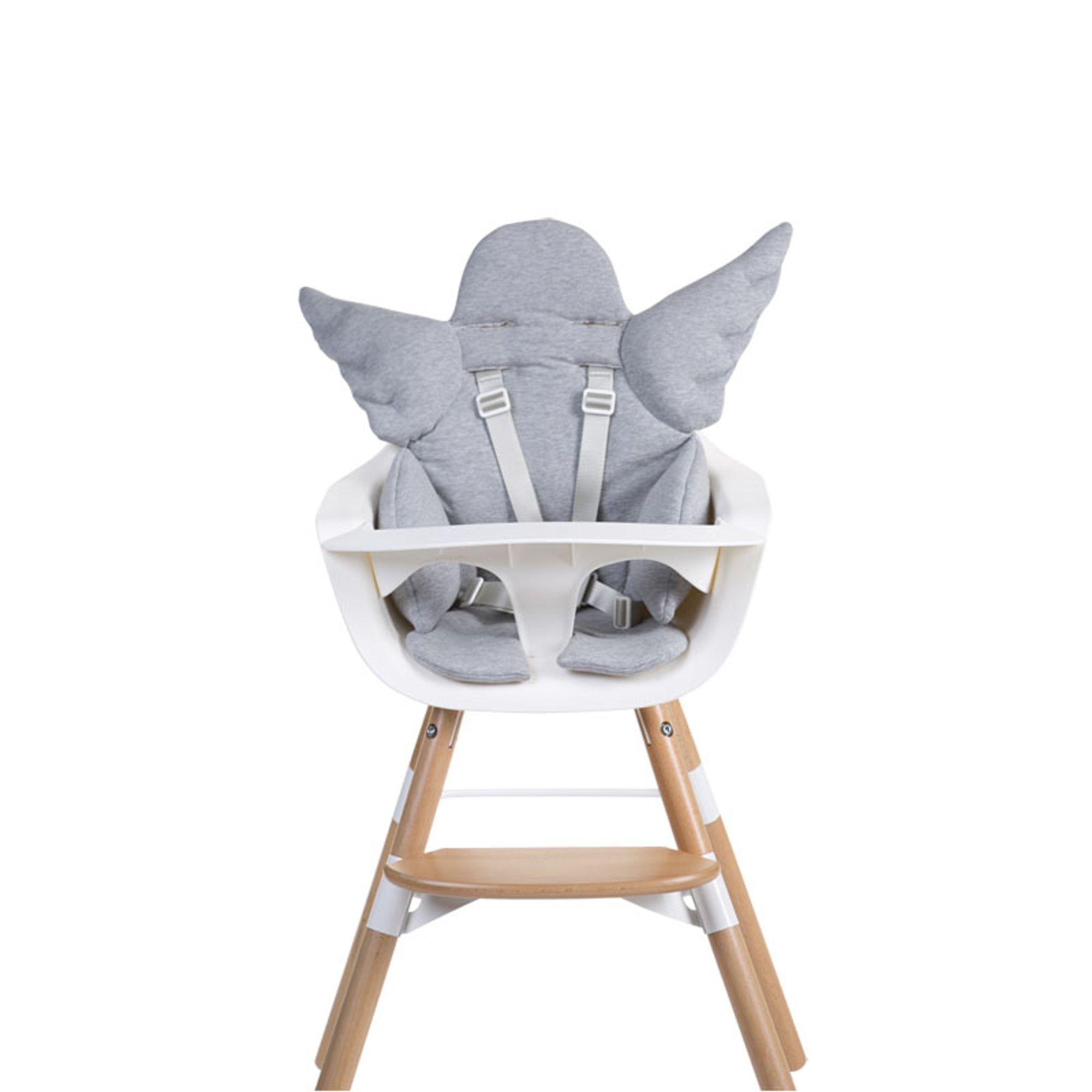 biokinder sitzkissen engel f r kinderhochstuhl. Black Bedroom Furniture Sets. Home Design Ideas