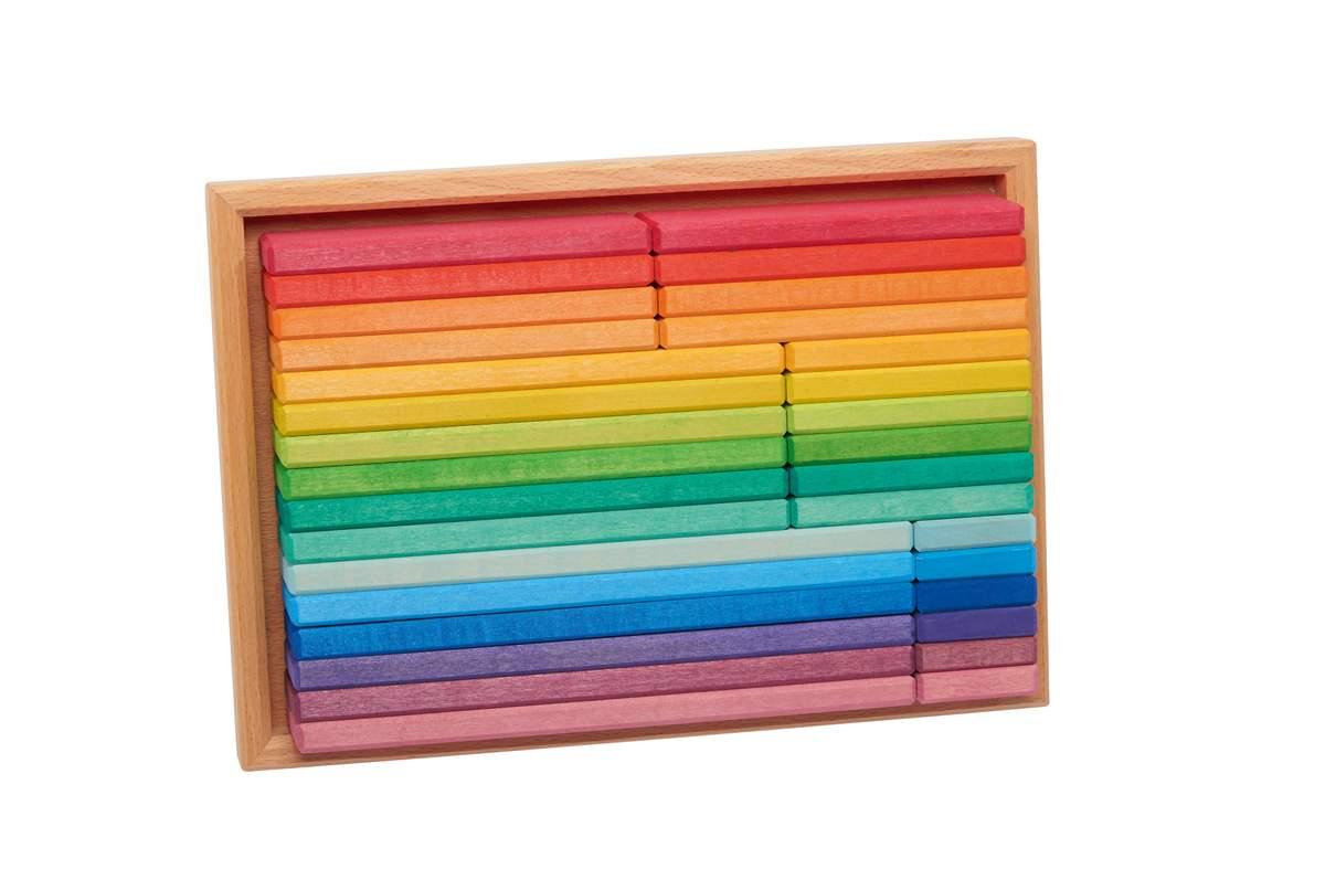 Artikelbild: Regenbogen Baukasten, Glückskäfer