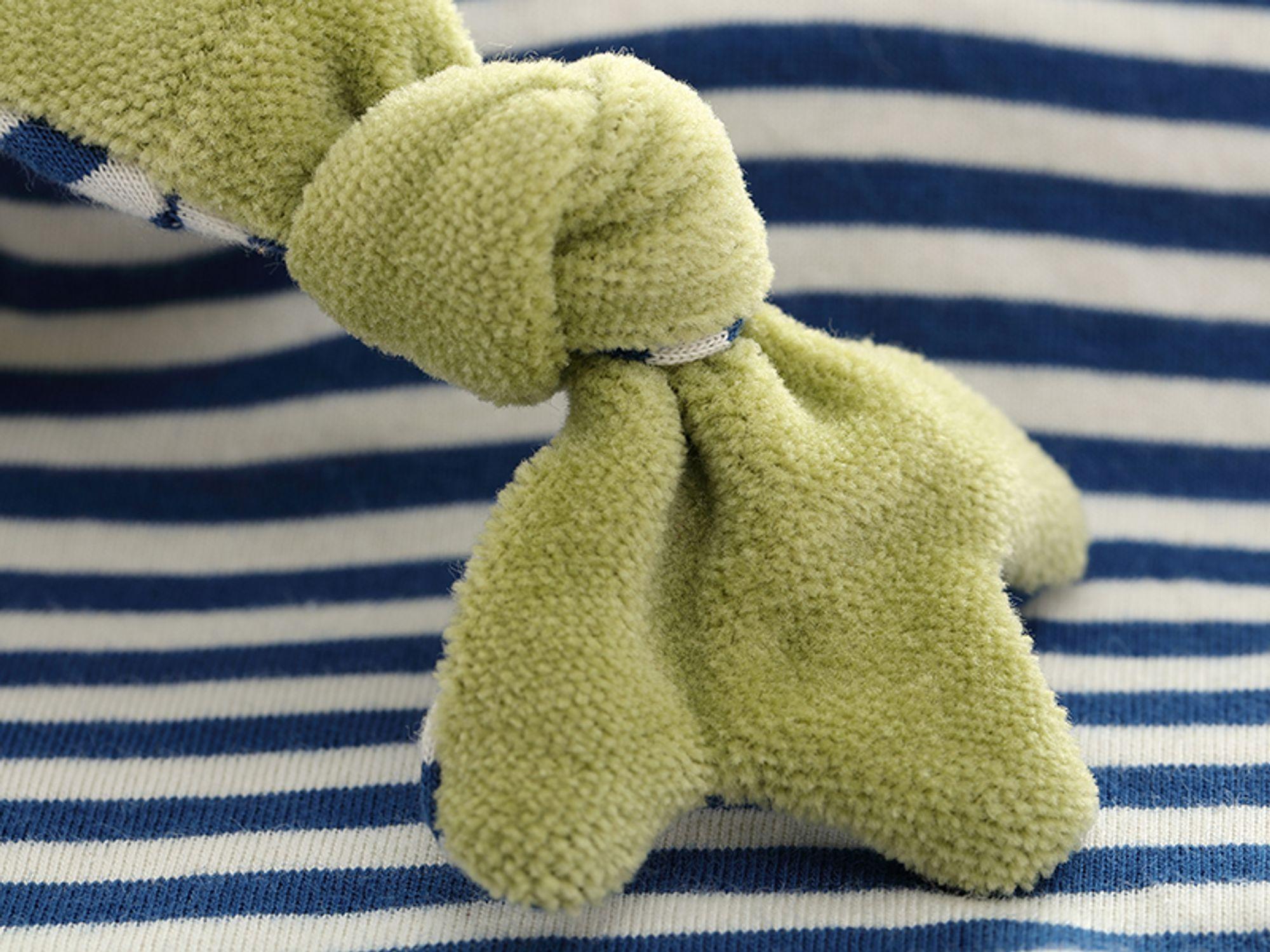 Schmusetücher Schnuffeltuch Frosch Sigikid Green Schmusetuch